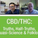 #CBD & #THC w/ @CorralValerie, Chris Lindsey @MarijuanaPolicy, Josh Wurzer @SCLaboratories, & Jack D. McCue MD. 💖 https://t.co/imINwrf22q