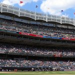 End of the 5th: Rangers 1, Yankees 1. #LetsGoRangers https://t.co/4zCFtDdevq
