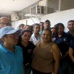 Trabajadores de la Salud en Falcón exigen homologación salarial https://t.co/3ztZ2F7MiU https://t.co/CN4mkOWBLt