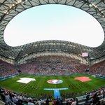 Back at the Velodrome ???? #EURO2016 #POLPOR https://t.co/vlHCX3TIP1