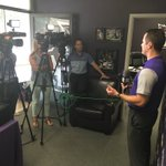 AD @ldeleon5 talks to Abilene TV media about all the exciting things happening within ACU athletics! #GoWildcats https://t.co/RNv1D7xAhU