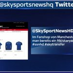 Could @HenrikhMkh be on his way to @ManUtd? Our colleagues at @SkySportNewsHD tweeted this: https://t.co/tbpuq37O5E https://t.co/jWCuODQAAN