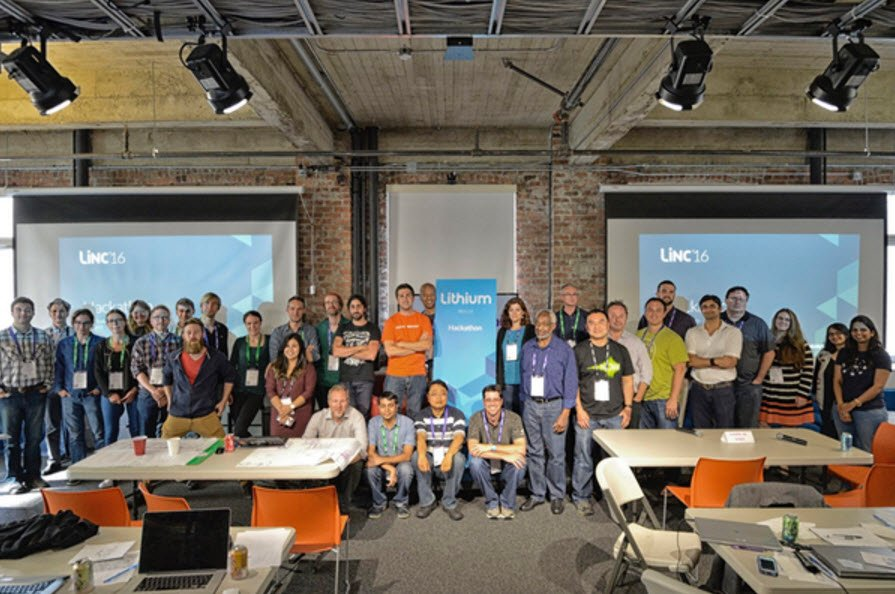 Check out the winners & highlights from the popular #LiNC16 #Hackathon! https://t.co/0kIQm43ALh @Persistentsys https://t.co/v0KUB5Wj2n