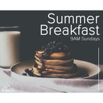 Please join us on Sunday mornings at 9 in the gym for a delicious breakfast and fellowship! https://t.co/EZTqst8IHV