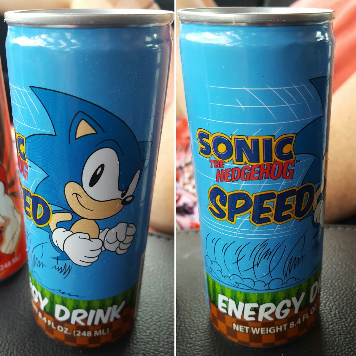 The drink of choice for those like @egoraptor who 'GOTTA GO FAST' through a bad game! @GameGrumps https://t.co/xk3TGAWNAN