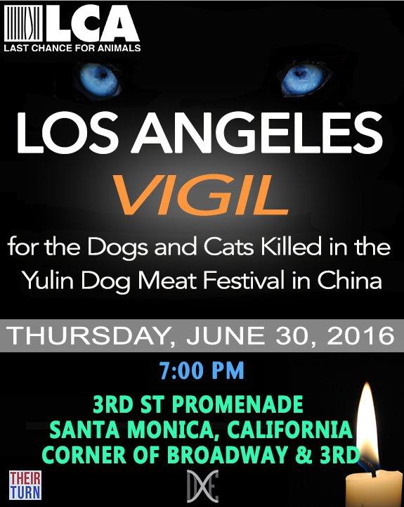 RT @LC4A: THE LA VIGIL IS NOT AT HOWARD HUGHES PROMENADE.  VIGIL WILL BE AT SANTA MONICA PROMENADE TONIGHT. 7 PM. https://t.co/KSs1M4Ehi6