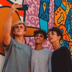 selfies for days ???? @jakepaul @DobreMarcus https://t.co/t62wO1EqpG