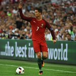 Ronaldo is unbeaten in his last 12 competitive #POR games. Will that become 13? #EURO2016 #POLPOR https://t.co/cbt2fljEUz