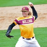 .@UMDBaseball pitcher @bohellquist15 gets first minor league start @Twins 4.1 IP w/ 5 SO https://t.co/iXZYsqnkM5 https://t.co/CxoErufSpF