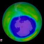 "The infamous Antarctic ozone hole has finally started to ""heal"" https://t.co/CakbAHKbSJ https://t.co/LCOtSxYevX"