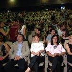 """#Albacete   Nuestras concejales en el festival """"Broadway"""" a beneficio de Acepain. #LuchaContraElCancer https://t.co/ARWqEWCVZh"""