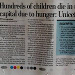 100s of Children Die In Delhi Due 2 Hunger & CM @ArvindKejriwal Relentlessly Shouts Modi 2 Pull Them Out of Poverty https://t.co/PHtbsrCPPz