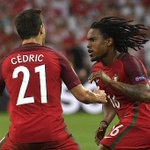 Renato Sanches Goals: 1 Pass completion: 91% Balls recovered: 3 Passes into attacking third: 7 #EURO2016 https://t.co/6i1lrpLejS