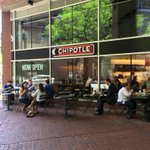 Just in time for the holiday #weekend - @ChipotleTweets is now open at #Boston City Place! #BostonJuly4th https://t.co/kBr48n6Y0E