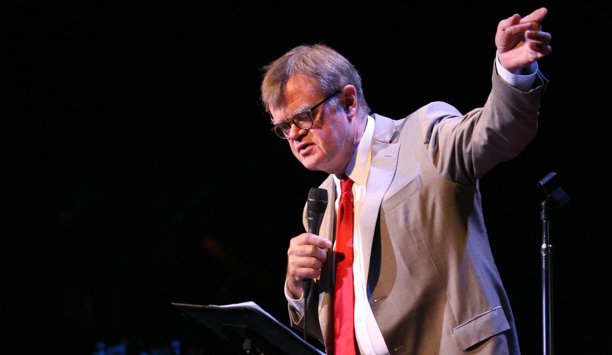 It's a wrap for Mr. Keillor @prairie_home Tune in 5 p.m. Saturday for GK's last show as host https://t.co/on4rIXXPoP https://t.co/mxZodN7ETZ