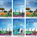 Whoah, #Friding just got a LOT more colorful. Cute new hi-viz imagery, @AklTransport! ????????????????????????????https://t.co/1xUBVmuBiI https://t.co/mIroAXKbTa
