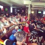 Full house for #POLvsPOR Extra Time at @PolishClubBos #boston #dorchester #euro2016 #POLPOR #soccer https://t.co/lu2xMOZKiH