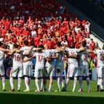 Deja vu for #POL? They beat Switzerland 5-4 on pens in the last round... #POLPOR https://t.co/SGzqwBbGOY