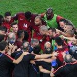 #POR mencetak rekor baru, kesebelasan yg lolos ke semifinal EURO tanpa KEMENANGAN 90 menit! https://t.co/630qfY1Na3
