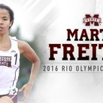 Congrats to @Martapenfreitas who qualified for Rio in the 1500m in MSU record 4:06.54!  https://t.co/DFH3YDyJPb https://t.co/aXDyjrwX6t