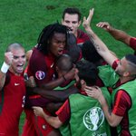 Congrats Portugal for making it to the last 4 of #EURO2016 #POR #POL #POLPOR https://t.co/6GfhREhcar