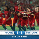 Congratulations, @selecaoportugal - see you in the semi-finals! #EURO2016 #POR https://t.co/niOHUB94VP