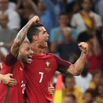 Portugal will play either Wales or Belgium in the Lyon semi-final on 6 July. #EURO2016 #POR https://t.co/8InxYP2IlC