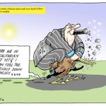 Poor kiwis in search of equality are feeling the trickle down their backs - Hubbards cartoon on inequality today: https://t.co/mEYPFp64bM
