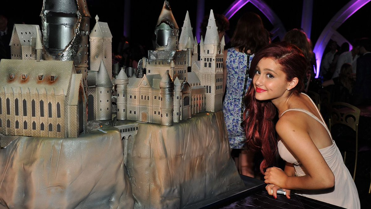This Harry Potter Rap For Ariana Grande Brings All The Death Eaters To Her Yard