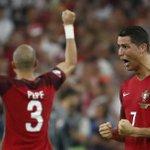 Pengendali Portugal julang Ronaldo