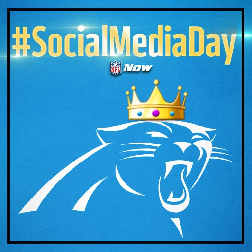 We asked YOU to vote for the most social NFL team.  Votes are in and the #SocialMediaDay winner is... https://t.co/L2eUrIwkZn