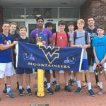 Operation Mountaineer a huge success! Thank you to Coach Benfield and the socc team on their flood donation efforts! https://t.co/q0wE2twFLI