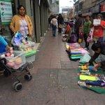 Calle VIVAR #Iquique, llena de Ambulantes. Como estar en Bolivia https://t.co/cwLikkqVpV
