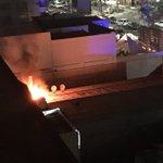 Se quema Bulldog #iquique https://t.co/kX9S4jqmXA