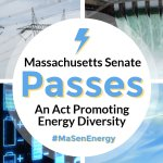 After lengthy debate #MASenEnergy bill passes UNANIMOUSLY! Another step toward green+clean energy future!????⚡️ #mapoli https://t.co/I6jYpKBxaJ