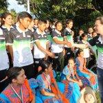 350 jóvenes atletas pondrán muy en alto el nombre de #Chiapas en la Olimpiada, Paralimpiada y Campeonato Nacional. https://t.co/AM7UoPEPM4