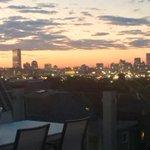 Sundown #boston #dorchester #sunset https://t.co/WpiArilaP8