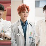 แบคซองฮยอน คิมมินซอก ชเวซองแจ ระหว่างถ่ายทำละคร #Doctors ช่อง SBS อยากป่วยขึ้นมาทันที???????? https://t.co/sTjRP06H6S