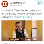 En Colombia no puede haber criminales buenos y malos, no hay razón para escandalizarse con Popeye y no con las FARC. https://t.co/PU3r7UIIaL