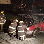 TEMUCO un automóvil Opel Vectra se incendió en Av Pablo Neruda con calle Lanalhue. Sin lesionados https://t.co/Z5gVrR1hpP