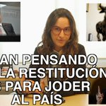 #LaPulla El tierrero que están armando @MariaFdaCabal y sus compinches https://t.co/0Y8nbtIUj8 https://t.co/QnHWA4zR9o
