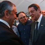Anastasiades and Akinci meet again in the framework of Cyprus talks: https://t.co/zlIVhAzN1b #Cyprus https://t.co/m7W5z483hd