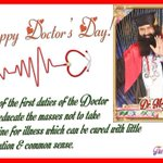 #MSGwishes2Doctors who provide an essential service to mankind; restoring people to their health is a supreme art. https://t.co/TncY8RMkEO
