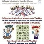 Laatste #bingo voor de zomerstop, vanaf september is de bingo elke eerste vrijdag van de maand #Vlasakkers #Zwolle https://t.co/0lSAPOwvON