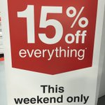 Plenty of special offers at the newly refurbished @Wickes Huddersfield Store along with an extra 15% all weekend https://t.co/xaFeMVnAVF