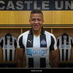 CONFIRMED: Newcastle United sign striker @dwightgayle ???????? https://t.co/VaWS4ha2N6 #GayleForce #NUFC https://t.co/FVc5gnzUB8