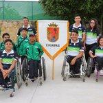 Delegación chiapaneca paralímpica bien representada por la joven multimedallista Yeni Moreno. https://t.co/2zTHF2C9q2