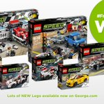 RT & follow for the chance to #win a Lego Speed Champions bundle! #FreebieFriday Ends 1/7 https://t.co/xaJGUleE8s https://t.co/R4Cbp7Y9pr