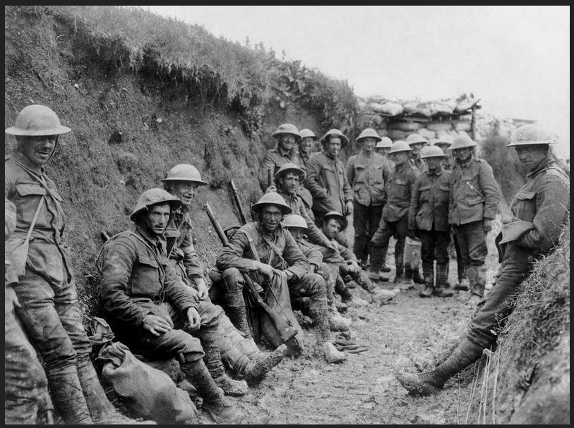 #OnThisDay 1916: Battle of the #Somme. Zero Hour 7.30am-major Anglo-French offensive launched in Picardy. #Somme100 https://t.co/jiiPuDcRUH