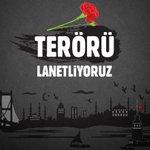 İstanbulda gerçekleşen terör saldırısında hayatını kaybedenlere Allahtan rahmet,yaralılara acil şifalar dileriz. https://t.co/elfPiGqDLD